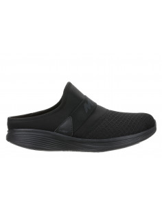 TAKA SLIP ON BLACK / BLACK
